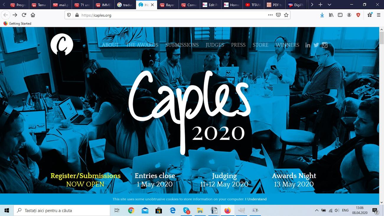 Caples 2020