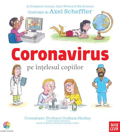 Coronavirus pe intelesul copiilor