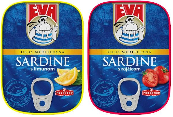 EVA Sardine