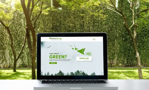 Primul parc industrial de reciclare din România, Green Group prezintă o nouă identitate vizuală