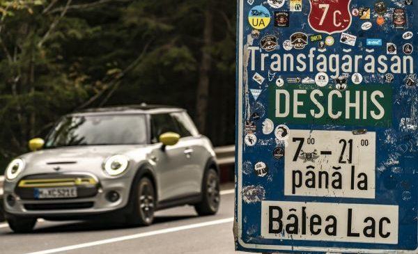 Noul MINI Cooper SE la debut pe piaţa din România
