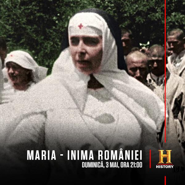 Maria - Inima Romaniei