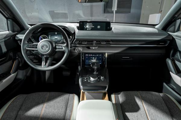 Mazda MX-30 Interior 2