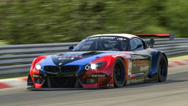 Munich (GER), 18th April 2020. Digital Nürburgring Endurance Series powered by VCO, round three, virtual BMW Z4 GT3, sim racing, simulation, simulator, Nordschleife, Walkenhorst Motorsport