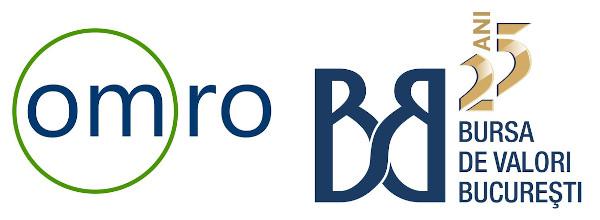 OMRO - BVB 25 ani logo