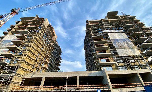 One Herăstrău Towers – structură finalizată și vânzări de 85% pentru proiectul de regenerare urbană dezvoltat de One United Properties