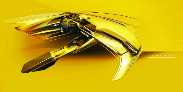 PEUGEOT 208 2502 design