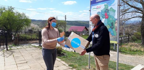 Fundația Botnar susține UNICEF în România în eforturile sale de a asigura continuitatea serviciilor esențiale pentru copiii cei mai vulnerabili