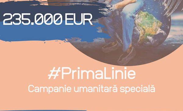 Campanie umanitară LaPrimulBebe #PrimaLinie