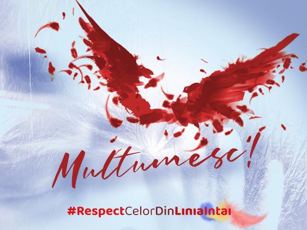 #RespectCelorDinLiniaIntai