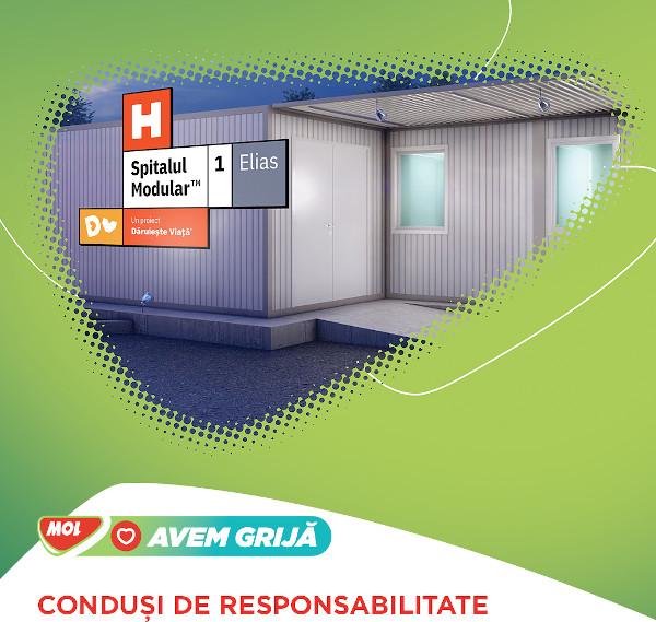 Spitalul Modular 1 Elias