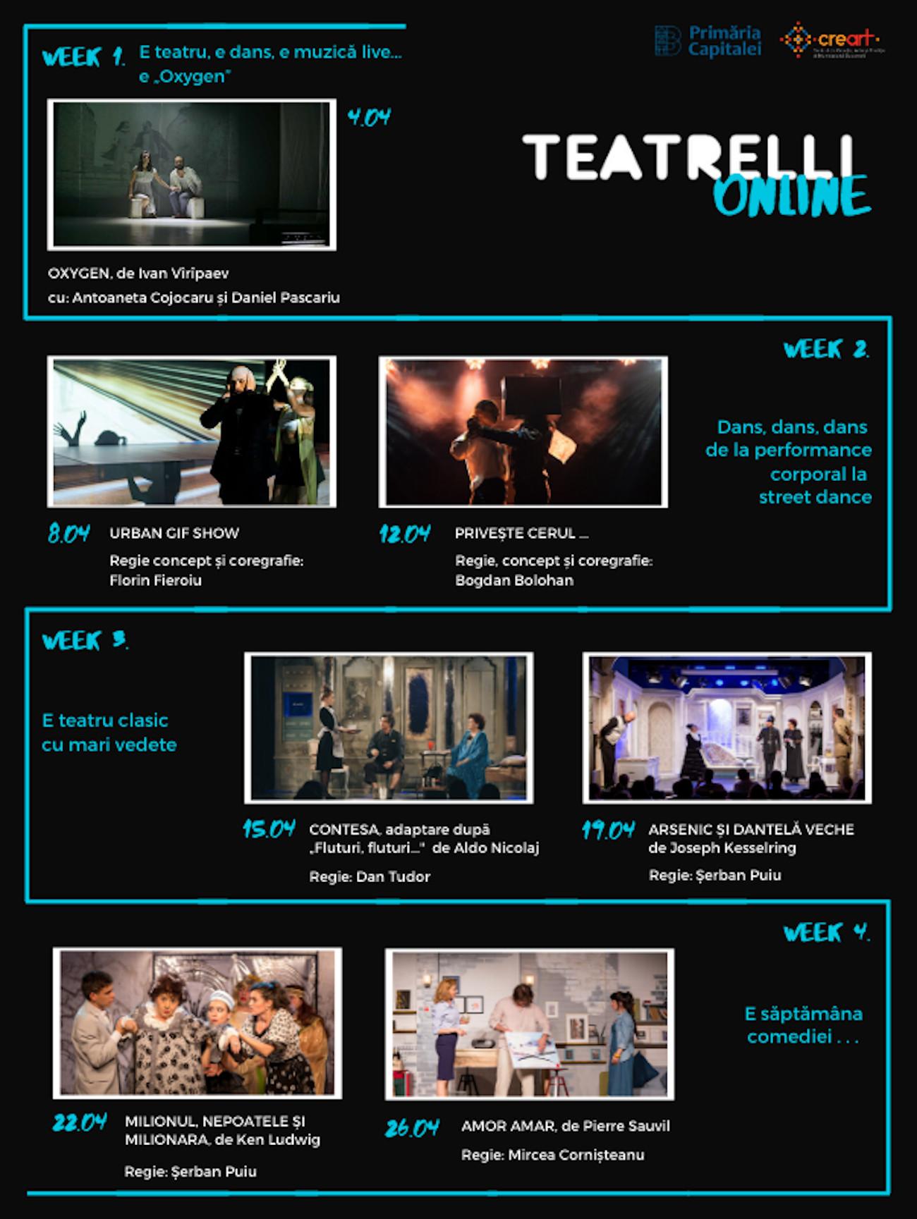 Teatrelli online vizual