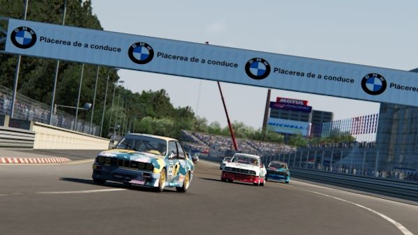The 5th Championship Race League Romania, Stage 4, Norisring, Germany