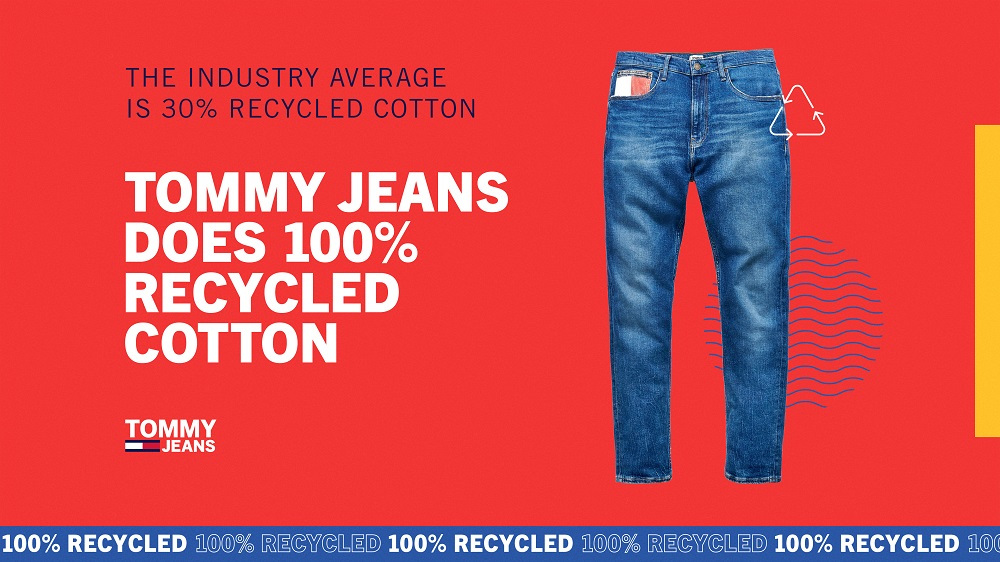Tommy Jeans - haine sustenabile
