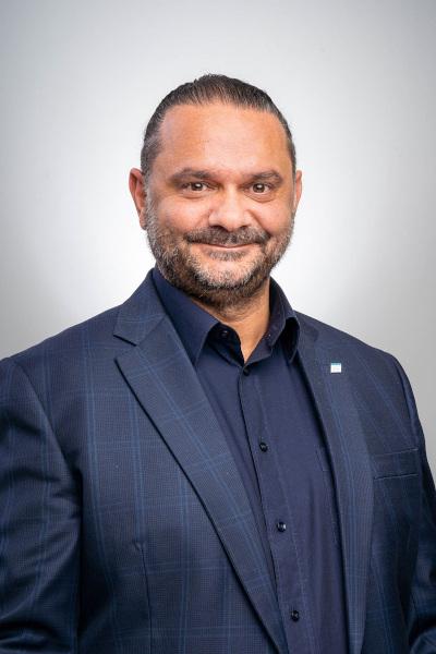Toni Pera, Director General, Isopan Est