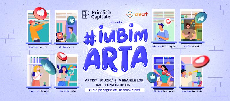 campanie creart #iubimarta