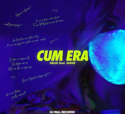 """După single-ul rock """"Aruncă-mă"""", Delia revine cu o colaborare trap cu Nane """"Cum era"""""""