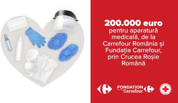 donatie Carefour vizual