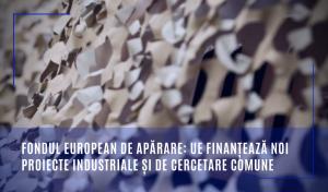 Fondul european de apărare