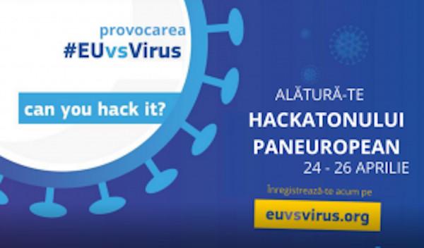 hackaton paneuropean euvsvirus