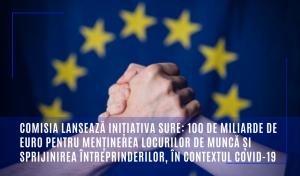 Comisia lansează inițiativa SURE