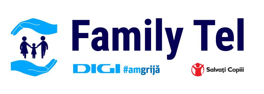 Family Tel: 0800.070.009 -  linie gratuită pentru părinții ai căror copii întâmpină dificultăți emoționale și comportamentale în perioada de izolare socială
