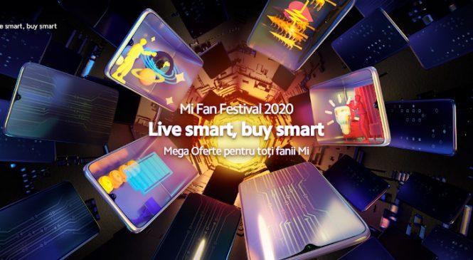 Mi Fan Festival 2020: Xiaomi împreună cu platformele de e-commerce din întreaga lume lansează o campanie de super reduceri începând cu 7 aprilie