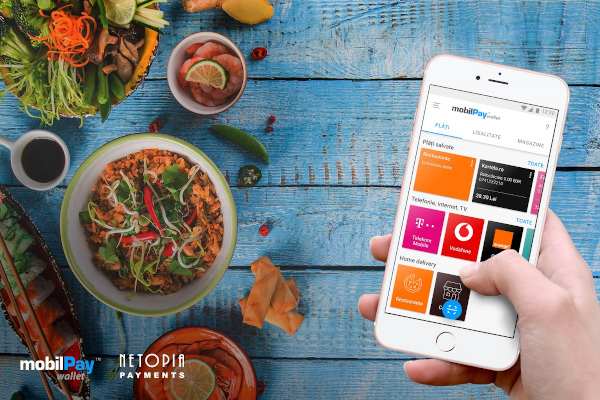 mobilPay Wallet NETOPIA Payments
