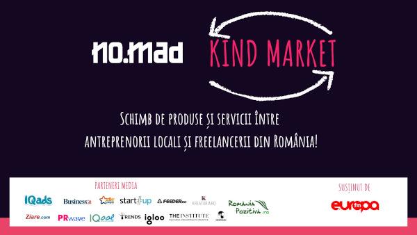 NO.MAD Talks Kind Market