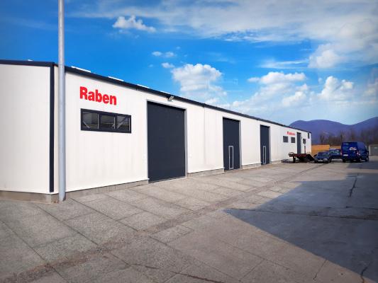 Raben Logistics România