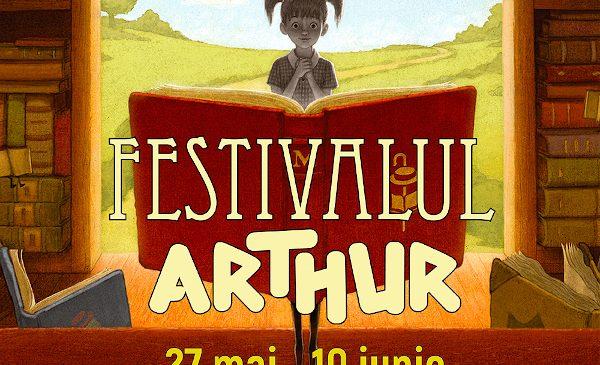 Festivalul Arthur și Festivalul Autorilor la Grupul Editorial ART