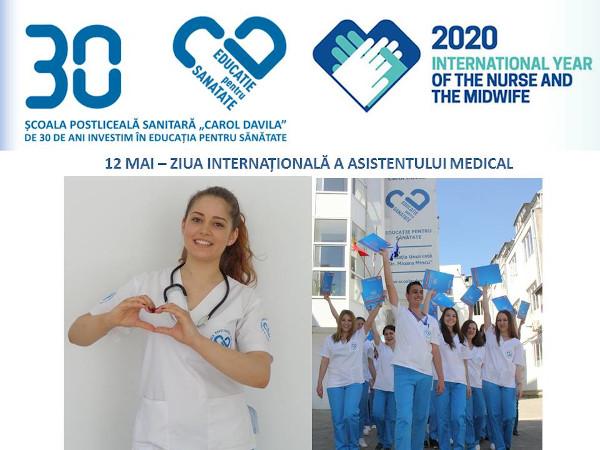 30 de ani - Scoala Postliceala Sanitara Carol Davila