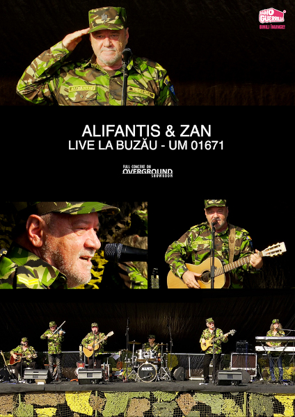 Alifantis Buzau poster