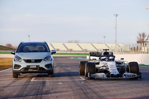 All-New Honda Jazz Inspired By Formula 1 Hybrid Expertise