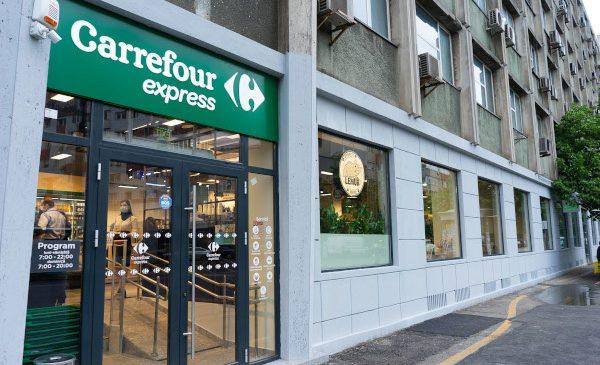 Carrefour România deschide un nou magazin Express în zona Dorobanți din București