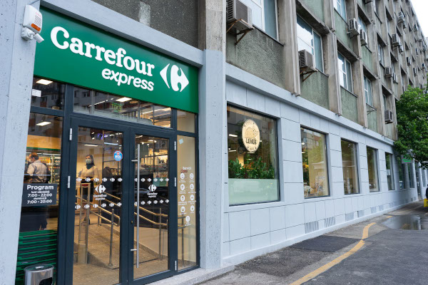 Carrefour Express Dorobanti 2 Vizual 1