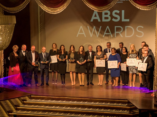 Castigatori ABSL Awards 2020