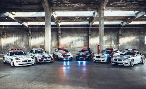 Modelele BMW Safety Car: peste 20 de ani de siguranţă pe circuit