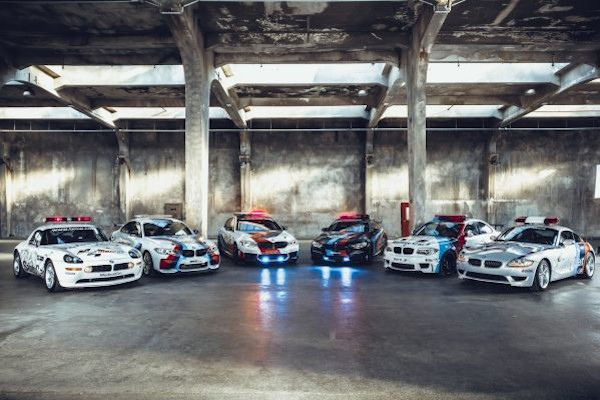Cover BMW Safety car family