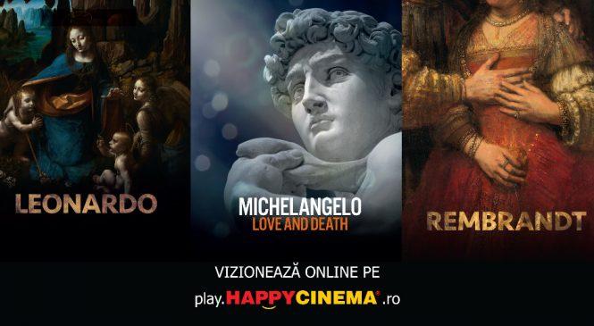 HAPPYCINEMA®, primul lanț de cineplexuri care își mută premierele anulate de COVID–19 în online