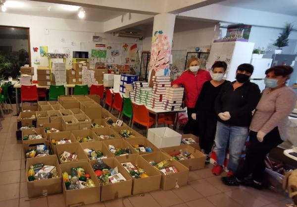 Donatie Herbalife Nutrition Asociatia Ana si Copiii