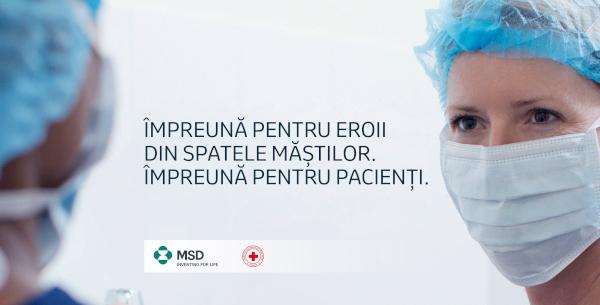 Donatie MSD
