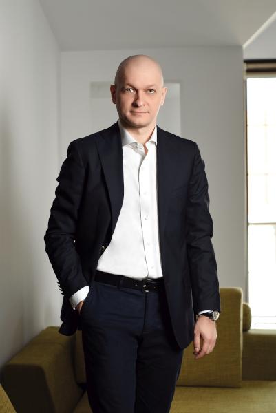 Dragoș Iliescu, Fondator BRIO
