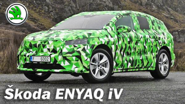 Surprinzător, practic, Simply Clever: ENYAQ iV înseamnă mobilitate electrică plus toate beneficiile cu care ne-a obișnuit deja ŠKODA