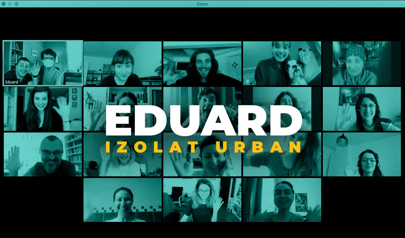 Eduard izolat urban