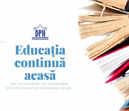 Educația în 2020: 74% dintre cadrele diactice folosesc materiale alternative pentru a preda în cadrul școlii online