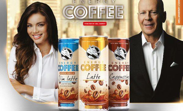 HELL ENERGY a lansat o nouă campanie globală, cu Bruce Willis în prim-plan