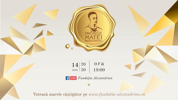 Gala Premiilor Matei Brancoveanu KV