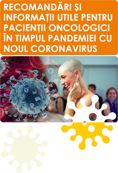 Ghidul pacientului oncologic in timpul epidemiei de COVID 19