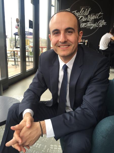Harris Palaondas, Managing Director SofMedica